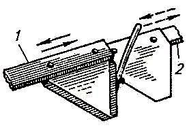 двухножевой режущий аппарат