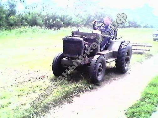 самодельный трактор фото, тракторы, комбайны, прицепное оборудование, навесное оборудование, колёсные тракторы, гусеничные тракторы, дождевальные системы и установки, коммунальная техника и спецтехника на тракторном шасси