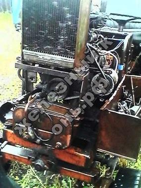 Самодельного бензинового двигателя