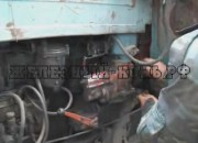 Установка магнето М124-Б1 на двигатель