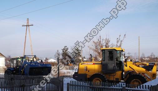 Тяговый класс 1,4 - traktor-velikan.ru