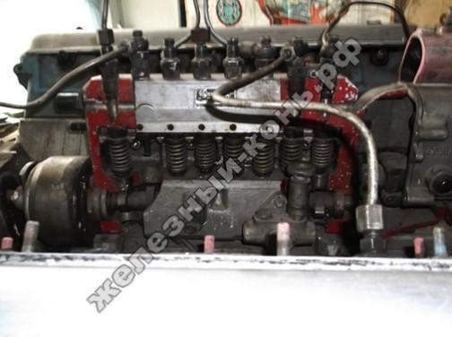 Двигатель ЯМЗ-238 Турбо фото в