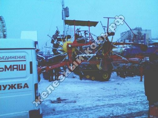 Фото с агровыставки «Алтайская Нива» (г. Барнаул)