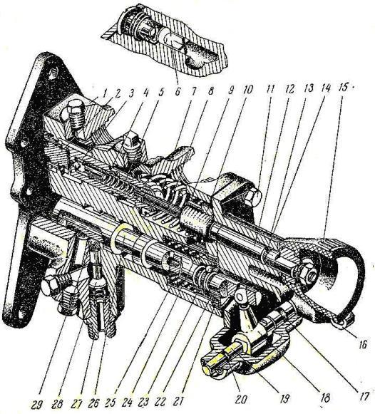 гидроувеличитель сцепного веса (ГСВ) трактора МТЗ-50