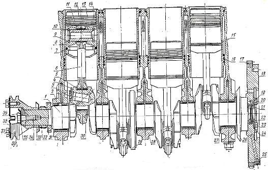 тракторов ДТ-75, ДТ-75М