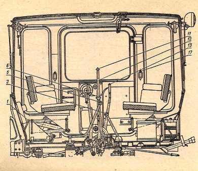 трактором ДТ-75М и