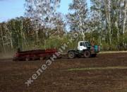 Настройка колёс тракторов для различных технологических операций