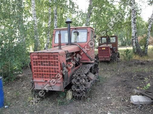 Трактор Т-130 и Т-170, Видео, Смотреть онлайн