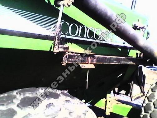 сеялка CONCORD 2000 (бункер) фото