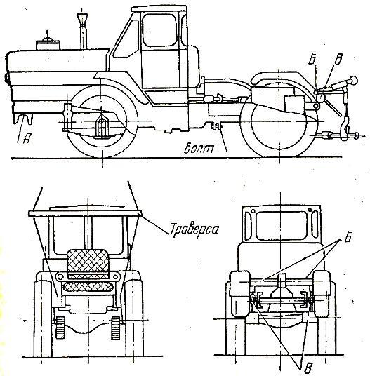es elektricna shema traktora