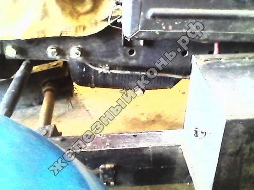 Сливная пробка поддона картера двигателя