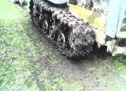 Техническое обслуживание ходовой части гусеничного трактора