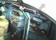 Принцип работы механизма поворота планетарного типа при повороте трактора
