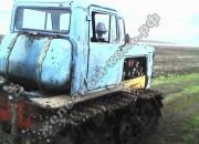 Приспособленность гусеничного трактора к работе в междурядьях пропашных культур