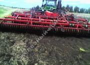 Разрушение подошвы и уплотнённых слоёв почвы