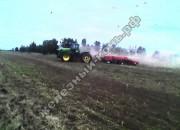 Глубокое прикатывание почвы