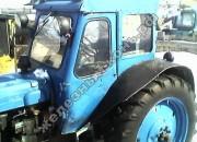 Пуск основного двигателя Д-50Л трактора МТЗ-50Л