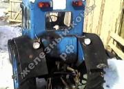 Последовательность операций при расцепке прицепа с крюком, валом отбора мощности и гидравлической системой трактора МТЗ-50, МТЗ-50Л, МТЗ-52, МТЗ-52Л