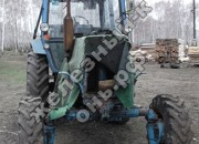 Настройка колеи передних ведущих колёс универсально-пропашного трактора для различных технологических операций