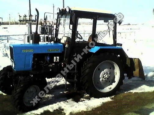 Трактор МТЗ-82.1-СМ Беларус