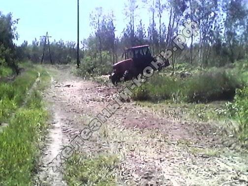 Ямобур МТЗ 82,1 Беларус фото | ЖЕЛЕЗНЫЙ-КОНЬ.РФ