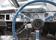 Принцип работы тормозной системы механизма поворота с двойным потоком мощности