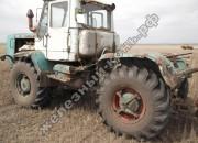 Клапан расхода. Рулевое управление колёсного трактора с шарнирно сочленённой рамой
