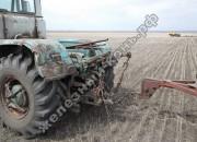 Проверка правильности установки набора регулировочных прокладок подшипников ведущей шестерни главной передачи трактора Т-150К