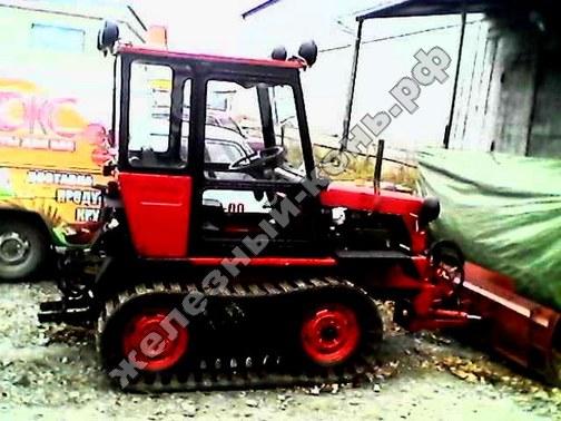 Трактор МТЗ-100 и МТЗ-102 «Беларусь»   Спецтехника