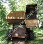 Зерноуборочный комбайн СК-5 НИВА