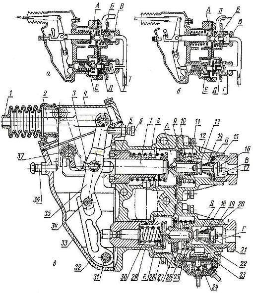 К-701, К-702 и схема его