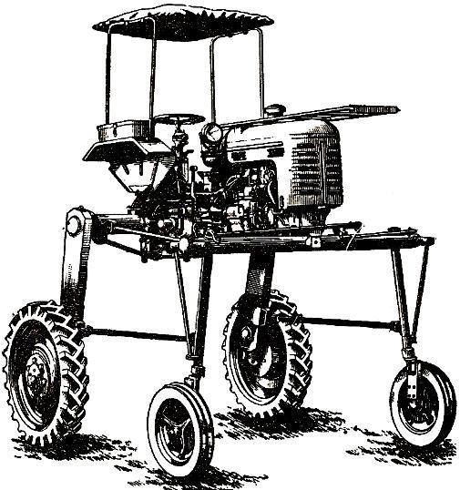 Трактор ДТ-20К