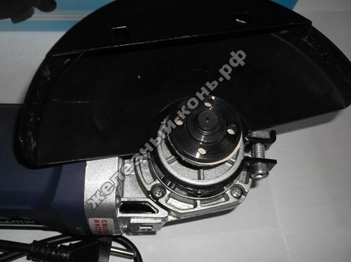 Машина шлифовальная угловая МШУ-1,5-180 «ДИОЛД» завод «Смоленский инструмент»
