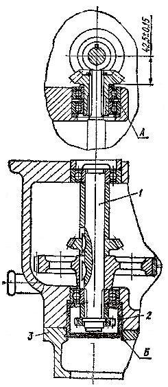 Регулировка привода насоса гидравлической системы КПП трактора Т-150К
