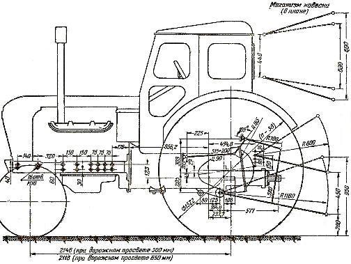 трактора Т-40 и Т-40А