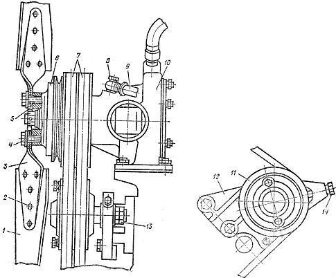 двигателя СМД-62