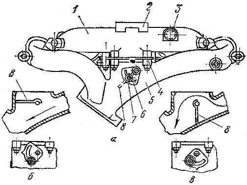 Схема устройства подогрева