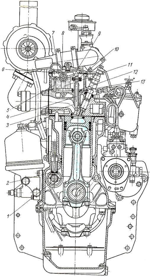 Стартер трактора МТЗ-100 и МТЗ-102 | ЖЕЛЕЗНЫЙ-КОНЬ.РФ