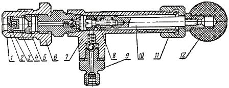 Пусковой насос трактора ДТ-20
