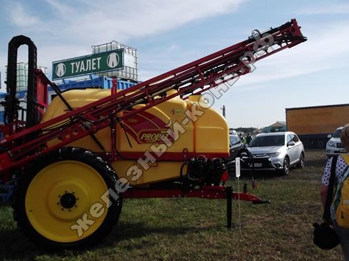 Прицепной опрыскиватель LORD 3000 BDL 24 M (250/20) Projet Agriculture