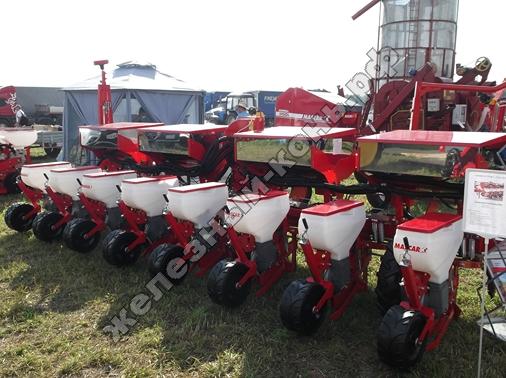 Сеялка зерновая точного высева MASCAR Futura