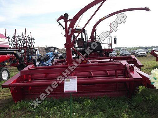 Комбайн прицепной кормоуборочный КДП-3000 «Палессе FT40» ГОМСЕЛЬМАШ