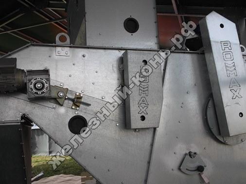 Зерноочистительная машина ALFA-150 ROMAX