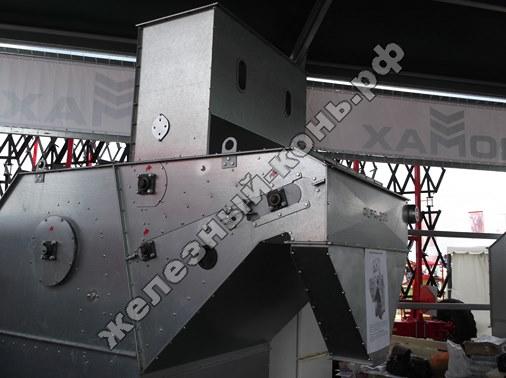 Зерноочистительная машина ALFA-200 ROMAX