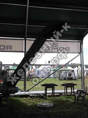 Зерноочистительная машина ALFA-MGC ROMAX