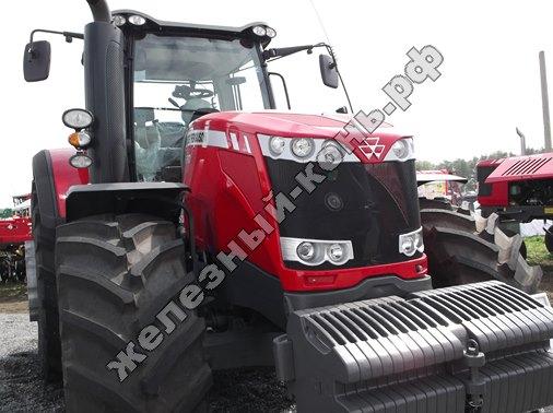 Трактор колёсный MF 8690 MASSEY FERGUSON