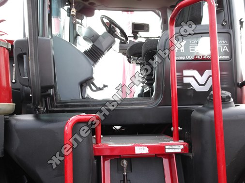 Трактор Versatile HHT 575 4WD
